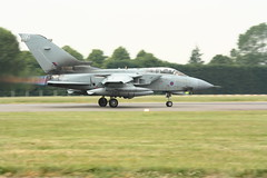 RAF Tornado GR.4 take off run. by Lightningboy2000, on Flickr