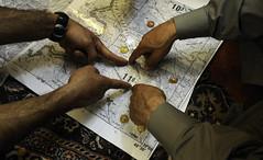 planning (JohannesLundberg) Tags: hands iran map planning division internationalcavingexpedition2010 cavingexpedition