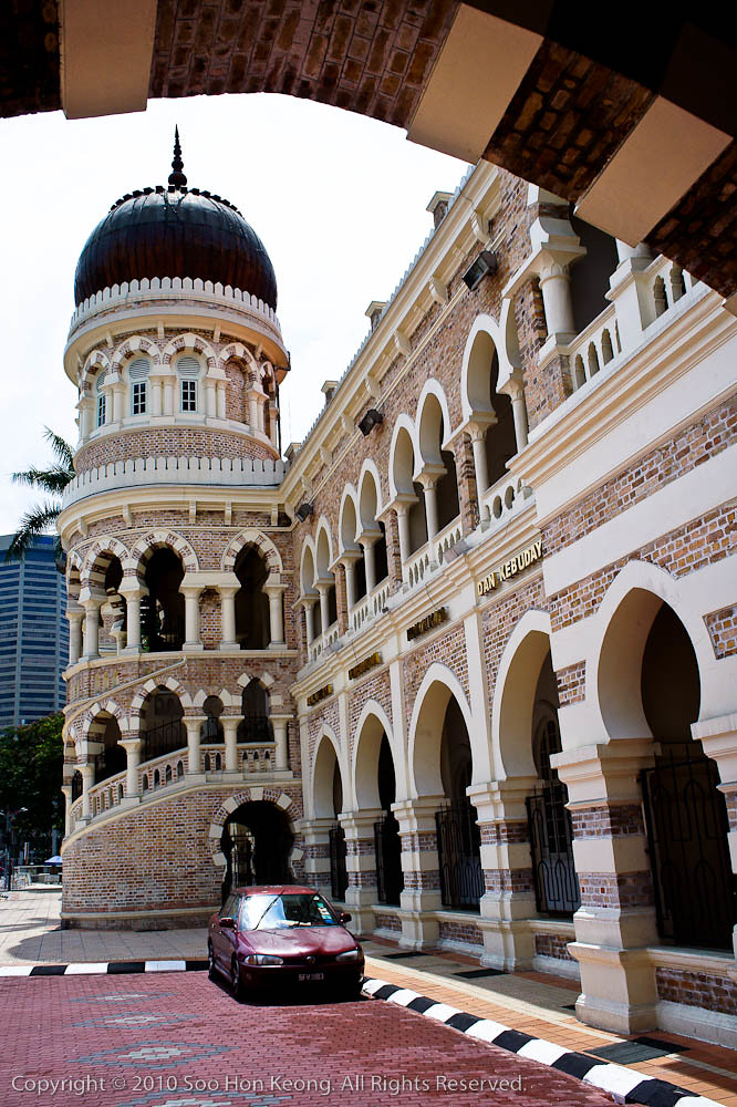 Sultan Abdul Samad Building @ KL, Malaysia