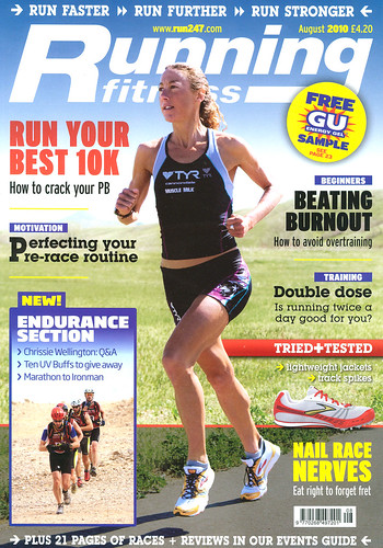 CW Running Fitness cover