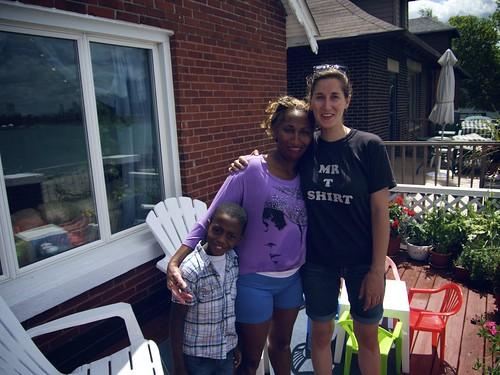 Lea and Nadia