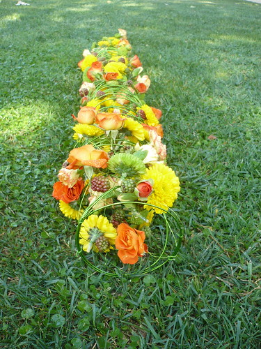 Chorizo de flores
