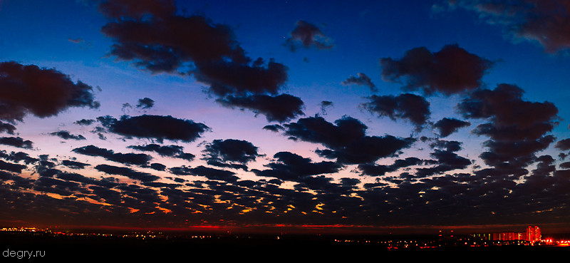 Небо by www.degry.ru, Александр Костюченко