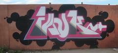 Funk (walkerizm) Tags: newcastle graffiti north east funk graff tns