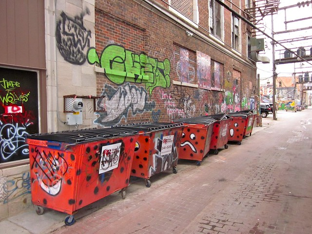 Art Alley, Rapid City, South Dakota