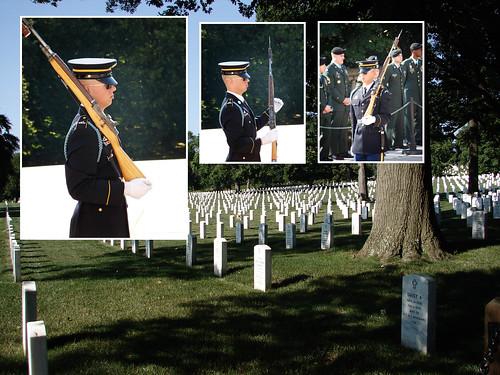 Arlington Cemetery/Laying of the Wreath