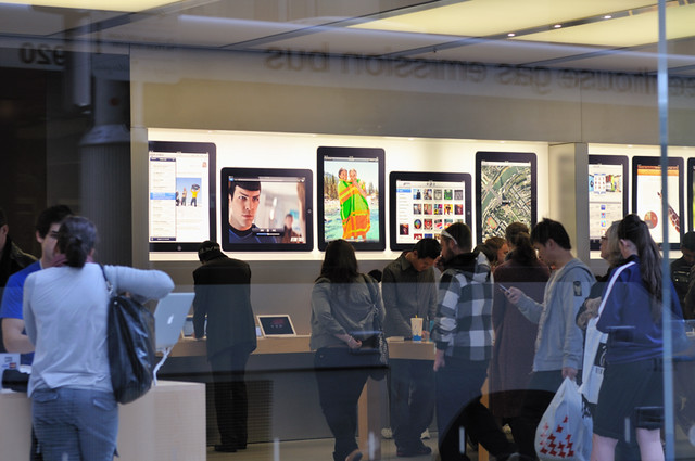 iPad - Apple Retail Store - Sydney