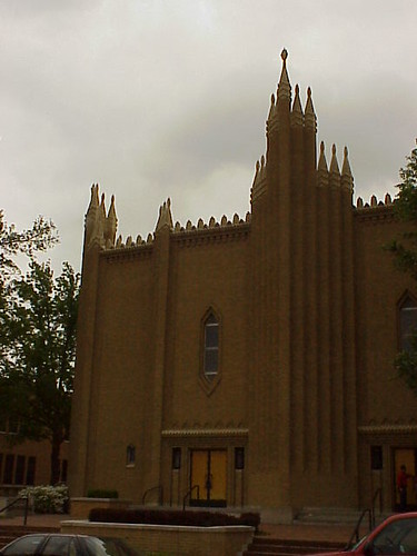 Christ the King, Tulsa