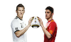 Germany_vs_Spain (prismatico) Tags: france digital mexico country product publicrelations handtohand omb jabulani shotlist officialmatchball