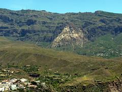 Gran Canaria - Santa Lucía de Tirajana in the Spring