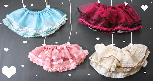 Dress up Skirts for Tutu Drive