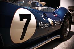 Lucky Number Seven (William 74) Tags: classiccar roadamerica rai sportscar racingcar scarab americancar vintageracing historicracing reventlowautomobiles