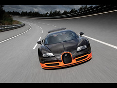 2010 Bugatti Veyron super sport limited edition