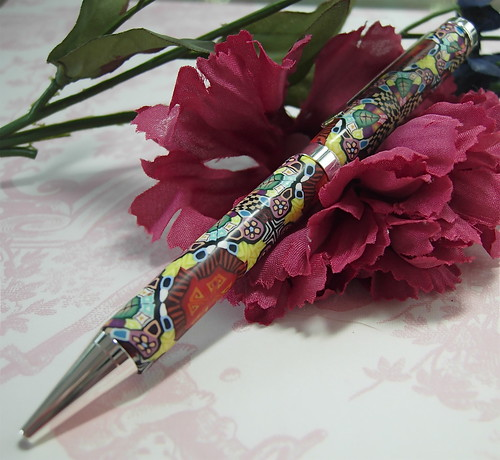 Old Lace Twist Pen