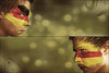 battle of the giants (donchris!™) Tags: world africa blue portrait selfportrait eye me cup face azul germany painting myself deutschland ojo is football spain diptych blu fifa south it du weltmeisterschaft wm canvas explore sp alemania 12 blau weeks dip ich allemagne niebieski auge selbstportrait maquillage südafrika spanien germania pintura fútbol sud 52 2010 calcio frente afrique semanas piłka dippy republika blaues sudafrica kolor diptychon pittura fusball semaines tyg nożna wochen niemcy malowanie sudáfrica 1252 settimane twarzy gesichtsbemalung południowej afryki oczu