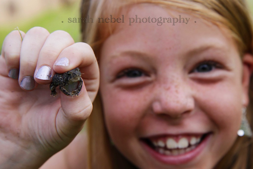 10 . abby and a frog .
