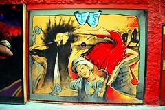 Havana y Cultura Calle Loreto Prado y Enrique Chicote 29297 (javier1949) Tags: madrid color graffiti mural arte pintadas fachada cierre pintura artista graffitis escaparate callejero arteurbano callejeros triball calleloretopradoyenriquechicote havanaycultura