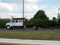 Swarts Farms International Truck (FormerWMDriver) Tags: 6 doors cab lawn super international crew cutting mower triple mowing ih ihc landscaper
