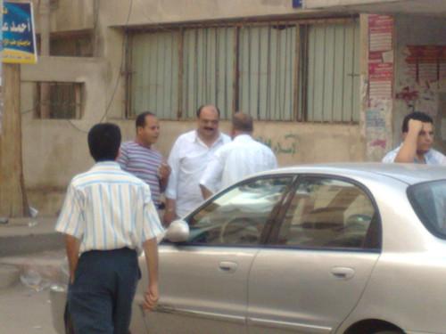 الوقفة التضامنيه مع محمد صلاح امام مستشفى الدولى التخصصى بالمنصوره25