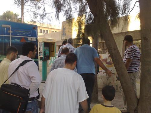 الوقفة التضامنيه مع محمد صلاح امام مستشفى الدولى التخصصى بالمنصوره 21