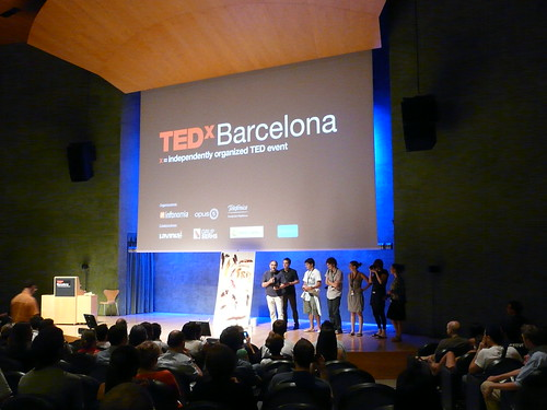 Cloenda TEDxBarcelona