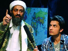 [Poster for Tere Bin Laden with Tere Bin Laden, Ali Zafar, Barry John, Chinmay Mandlekar, Chirag Vohra, Abhishek Sharma]