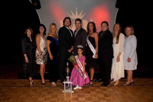 IN 2010 Princess Winner & Judges