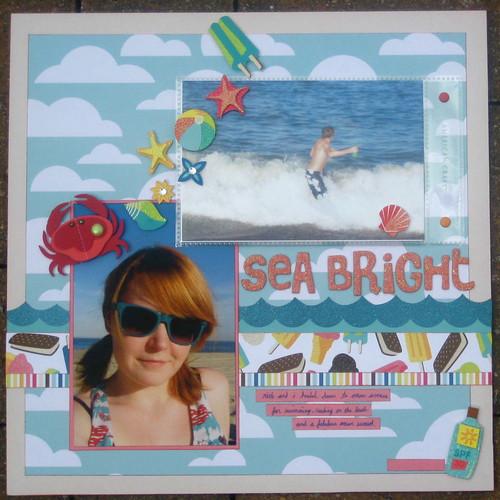 """""""sea bright"""""""