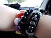 pelillos (Rox_BlackHeart) Tags: pulseras pelitos