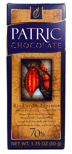 Patric Chocolate Rio Caribe Superior 70