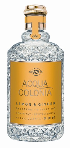 AQC Lemon & Ginger