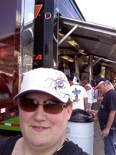 The NASCAR experience :)