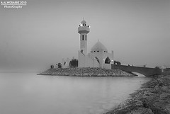 Mosque (A.Alwosaibie) Tags: white black photo nikon lo