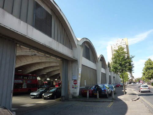 Stockwell Bus Garage