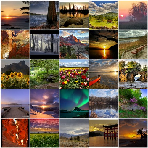 Landscape Beauty Photos of the Day Vol  17