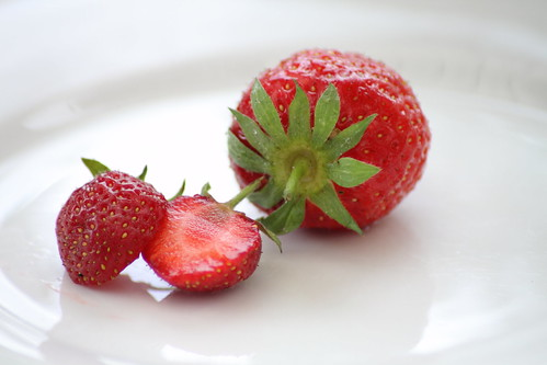 Strawberry by Manchester-Monkey, on Flickr