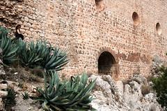 Castillo de Velez Blanco, Andalusien