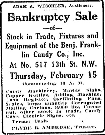 1923_ben_franklin_auction