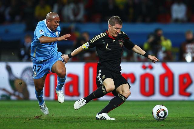 Mundial Sudáfrica Alemania Uruguay Egidio Arevalo