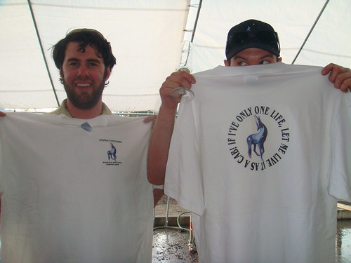Dry T-Shirt Winner 2009
