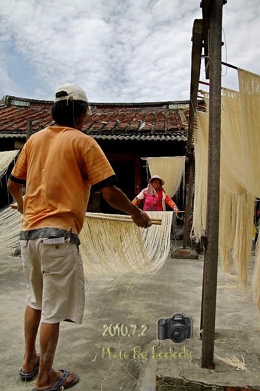 阿義手工麵線|福興手工麵線|攝影師最愛拍攝人文景點|彰化鹿港傳統技藝