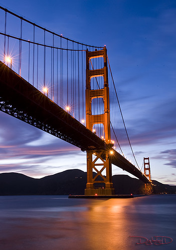 Golden Gate Bridge - San Francisco, California from Fort Point [Explored]