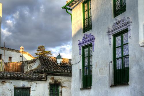Detalle. Albaicín, Granada. Detalle