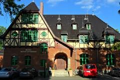 Altes Gutshaus (ThomasKohler) Tags: germany deutschland hotel klink seenplatte mueritz mritzsee mueritzsee landkreismritz