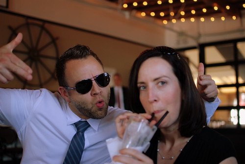 C & I's Wedding