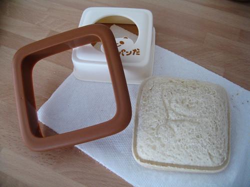 sando de panda sandwich