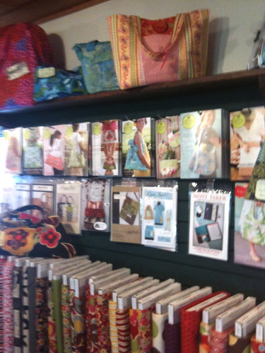 Center Diamond Quilt Shop