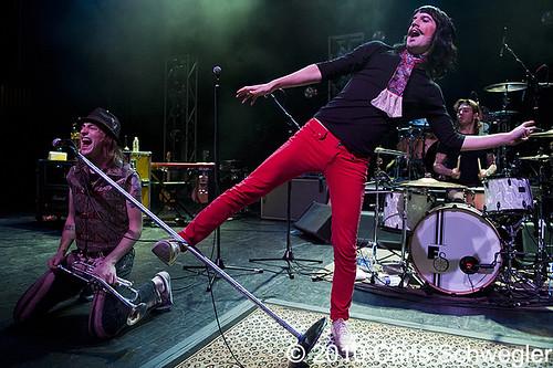 Foxy Shazam - 07-11-10 - The Fillmore, Detroit, MI