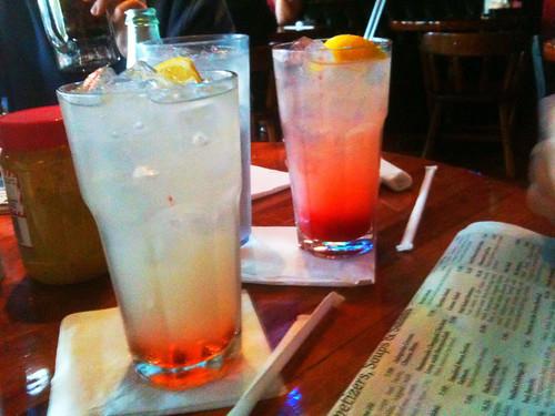 Lemonade at Katz's