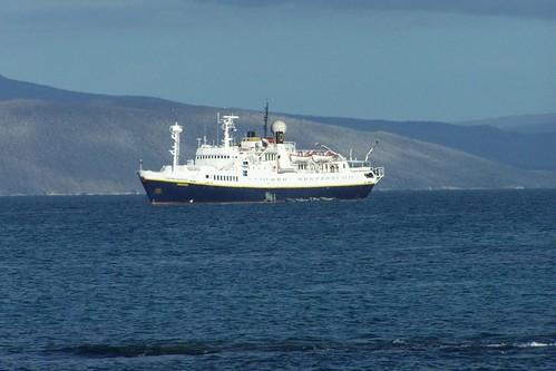 Lindblad Expeditions Ship